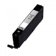 Compatible Canon CLi-671XL Grey Ink