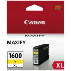 Canon PGi-1600XL Yellow Ink Cartridge