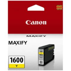Canon PGi-1600 Yellow Ink Cartridge