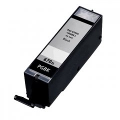 Canon PGi-670XL Black Ink Cartridge