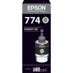 Epson T774 Black Ink Bottle