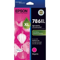 Epson 786XL Magenta Ink Cartridge