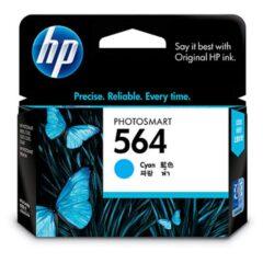 HP 564 Cyan Ink Cartridge