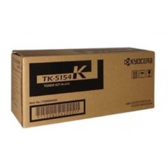 Kyocera TK-5154K Black Toner Cartridge