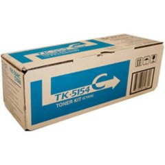 Kyocera TK-5154C Cyan Toner Cartridge