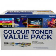 brother-TN251-TN255_197_main-600x600-240x240 Brother TN-251/255 4 Pack B,C,M,Y Toner Cartridges (Genuine)