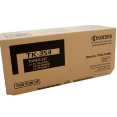 Kyocera TK-354B Black Toner Cartridge