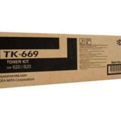 Kyocera TK-669 Black Toner Cartridge