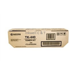TK-440 Kyocera TK-440 Black Toner Cartridge (Genuine)