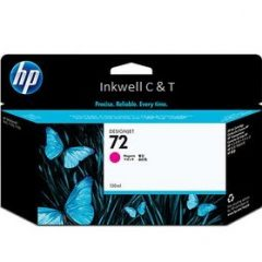 HP 72 C9372A Magenta Ink Cartridge (Genuine)