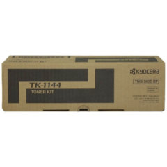 Kyocera TK-1144 Black Toner Cartridge