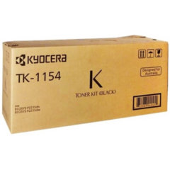 Kyocera TK-1154 Black Toner Cartridge