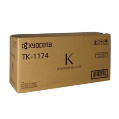 Kyocera TK-1174 Black Toner Cartridge