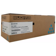 Kyocera TK-154 Cyan Toner Cartridge
