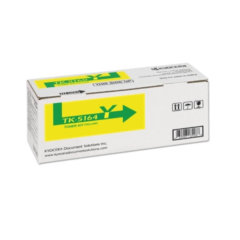 Kyocera TK-5164Y Yellow Toner Cartridge