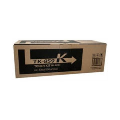 Kyocera TK-859K Black Toner Cartridge