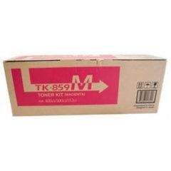 Kyocera TK-859M Magenta Toner Cartridge
