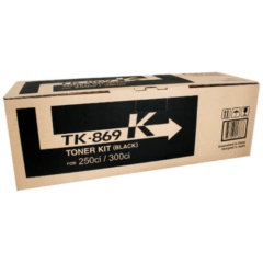 Kyocera TK-869K Black Toner Cartridge