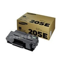 Sam-205E Samsung MLT-D205E Black Extra High Yield Toner Cartridge SU953A (Genuine)