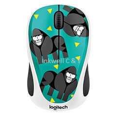 Mouse Wireless Logitech Gorilla