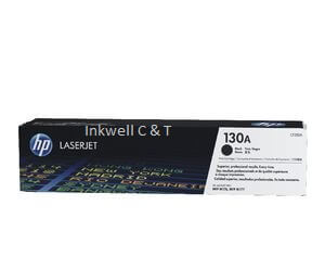 HPCF350A-black HP 130A CF350A Black Toner Cartridge (Genuine)