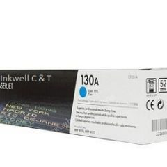 hp-toner-130a-cyan-240x240 HP 130A CF351A Cyan Toner Cartridge (Genuine)