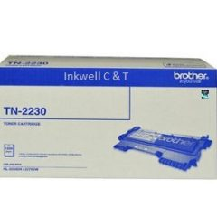 Brother TN-2230 Black Toner Cartridge (Genuine)
