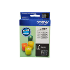 Brother LC-231 Black Ink Cartridge