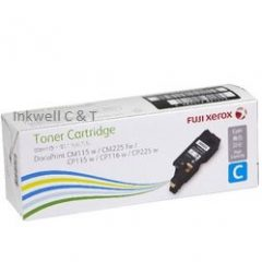 Xerox DocuPrint Cyan CT202265 Toner Cartridge (Genuine)