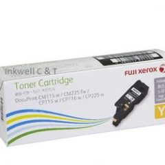 Xerox DocuPrint Yellow CT202267 Toner Cartridge (Genuine)