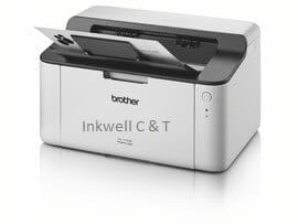 hl-1110e Brother HL-1110 Black Mono Laser Printer