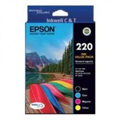 220-vp-240x240 Epson 220 Bk/C/M/Y C13T293692 Value Pack (Genuine)