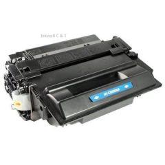 HP 55X CE255X Black Toner Cartridge (Compatible)
