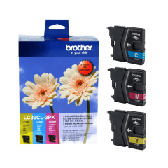 Brother LC-39CL3PK Ink Cartridges