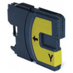 Brother LC-67HY Yellow Ink Cartridge