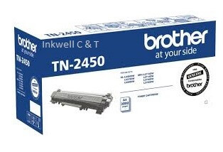 Brother TN-2450 Black Toner Cartridge (Genuine)