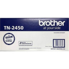 Brother TN-2450 Black Toner Cartridge