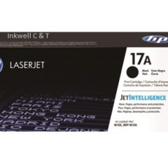 CF217A-240x240 HP 17A CF217A Black Toner Cartridge (Genuine)