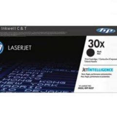 HP 30X CF230X Black Toner Cartridge (Genuine)
