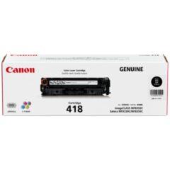 Canon CART418BK Black Toner Cartridge
