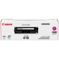 Canon CART418M Magenta Toner Cartridge