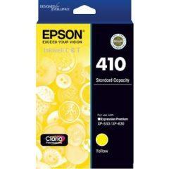 EPS410YELL-240x240 Epson 410 Yellow C13T338492 STD Capacity Claria Premium Ink Cartridge (Genuine)