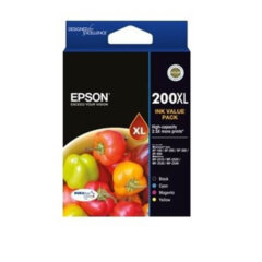 Epson 200XL Value Pack Ink Cartridges