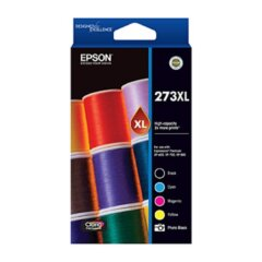 Epson 273XL Value Pack Ink Cartridge