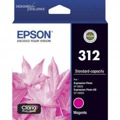 Epson 312 [C13T182392] Standard Magenta Genuine Ink Cartridge