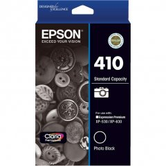 Epson 410 Photo Black Ink Cartridge