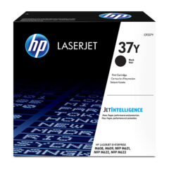 HP 37Y Black Toner Cartridge
