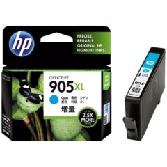 HP 905XL Cyan Ink Cartridge