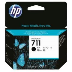 HP 711 Black CZ133A Ink Cartridge (Genuine)