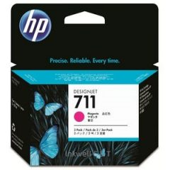 HP 711 Magenta CZ131A Ink Cartridge (Genuine)
